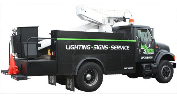 High - Lights Bucket Truck Services