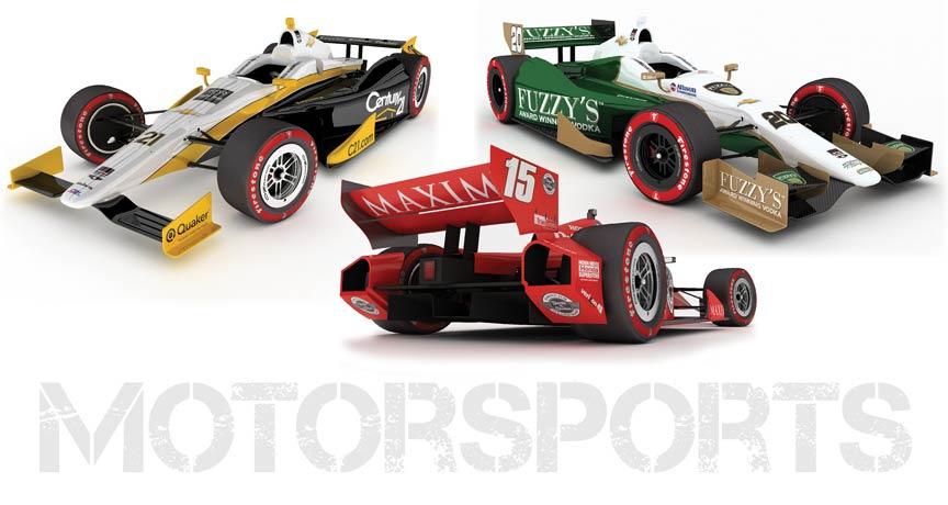 Motorsports - Livery Designs