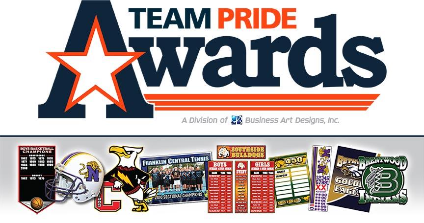 Team Pride Awards Logo