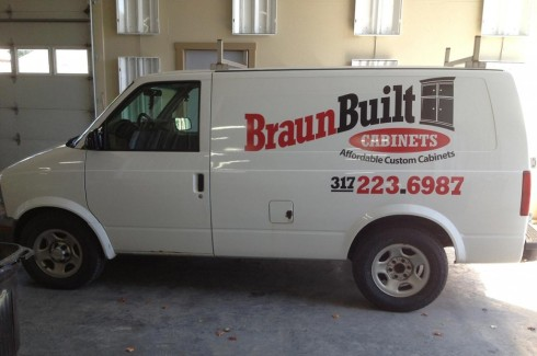 Vehicle Decals Braun Built