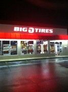 Big-O-Tires Bucket Truck Services