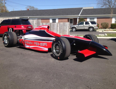 Sarah Fisher Vehicle Wraps