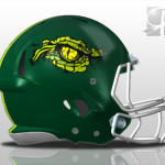 Football Helmet Decals