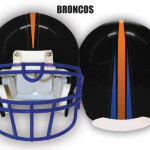 Broncos Specialty Stripes