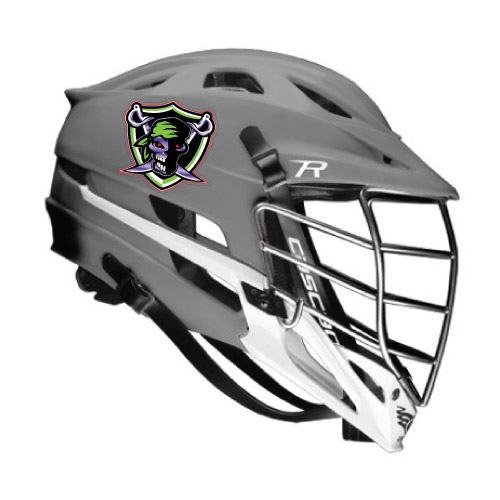 Lacrosse Helmet Decals Sides Only Business Art DeSigns - Lacrosse helmet decals