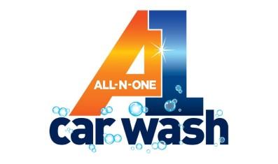 ALL-N-ONE Carwash Logo