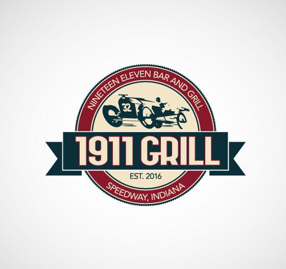 1911 Grill Logo