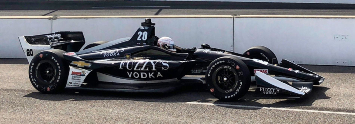 Fuzzy's Vodka Black Livery wrap