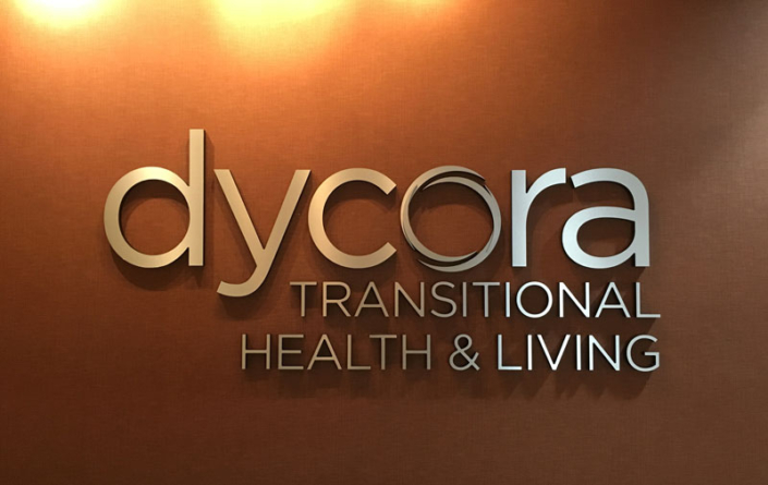Dycora Transitional Health & Living Interior Sign