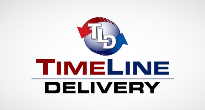Time Line Delivery Logo