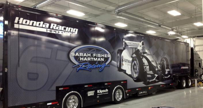 Sarah Fisher Hartman Transporter Design