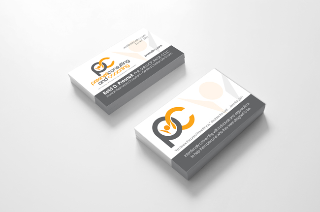 Presnell Consulting and Coaching Business Cards